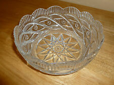 """Waterford Crystal Heritage Collection 8"""" Apprentice Bowl"""