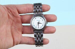 Original Vintage Men's Wrist Watch cal. 2614.H made in the Ussr Soviet very rare