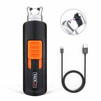 Lighter, Tacklife ELY03 Electric Arc Lighter, USB Rechargeable Electric Lighter