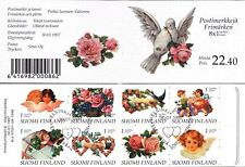 Finland 1997 Used Booklet - Angels Roses Friendship Valentine's First Day Cancel