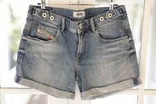 DIESEL Denim Shorts Size 27 (AU 10)