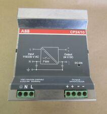 ABB POWER SUPPLY CP24/10, CP-24/10 ADJ