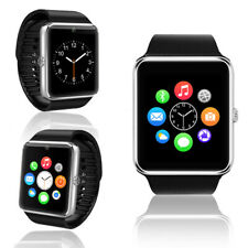 Unlocked! 2-in-1 GSM + Bluetooth SmartWatch Phone Camera Touch Screen Pedometer