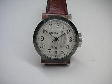 VINTAGE Soviet Raketa DOMINO 2628 day-date mano vento Watch