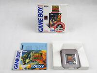 Jungle Strike Nintendo Game Boy White Boxed PAL