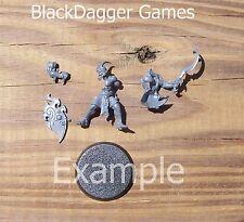 Warhammer Quest Silver Tower Kairc Acolyte Single Figure Bits 1 Random Bitz