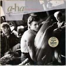 33t A-ha - Hunting high and low (LP)