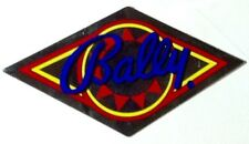 New Bally Pinball Coin Door Decal Sticker Playboy Centaur Kiss Arcade