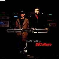 Pet Shop Boys DJ culture (1991) [Maxi-CD]