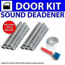 Heat & Sound Deadener Chevy Impala 1961 - 64 2Dr Kit + Tape, Roller 3375Cm2