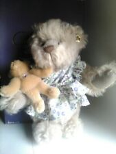 Annette Funicello Collectible Bear Izzy And Bella With Coa