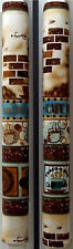 Refrigerator Oven Door Padded Handle Covers Coffee Caffe Cafe Latte Set of Two