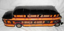 1930s 33 inch Pressed Steel Retro 123 Night Coach Pickwick Stages System  BEAUTY