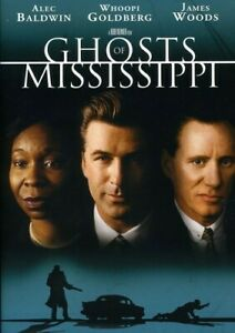 GHOSTS OF MISSISSIPPI NEW DVD