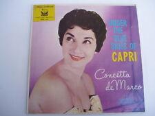 Concetta De Marco - Under The Blue Skies Of Capri