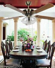 52-inch New Fashion Luxury European retro fashion simple Ceiling Fans Lamp