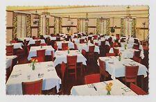 Waukesha,Wiisconsin,Moor Mud Baths,Dining Room Interior,Waukesha Co.Used,1948