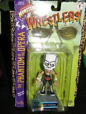 Phantom of the opera  {little big head} wrestler monster bobble head