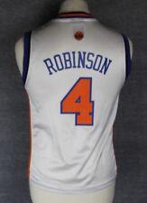 Robinson #4 New York Knicks de Baloncesto Camiseta jóvenes medio Adidas Raro