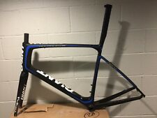 NEW 2014 GIANT DEFY ADVANCED SL FRAMESET, XL, UNCUT SEATPOST & STEERTUBE