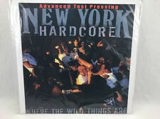 RARE 97/100 Outburst NEW YORK HARDCORE Where the Wild Things Are record