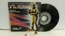 45T BO Spectreman LP Vinyle Richard Dewitte CD PM EMI FUJI TV Récré A2 VF 1971