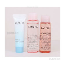 Laneige New Cleansing Trial Kit 3 Items * 2 Set + Free Gift!