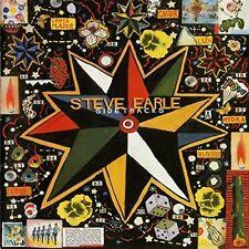 EARLE,STEVE-SIDETRACKS  (UK IMPORT)  VINYL LP NEW