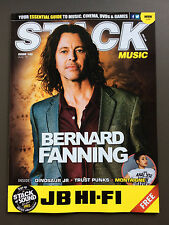 STACK MUSIC MAGAZINE Bernard Fanning / Powderfinger Issue 142 AUG 2016 The Cure