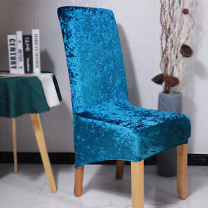 XL Chair Cover Elastic Chair Covers Spandex For Dining Room/Kitchen/Hotel Party