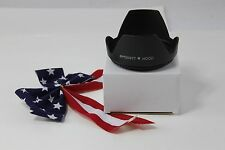 77mm Tulip Flower Lens Hood for DSLR Canon EF 17-40mm f/4 L USM