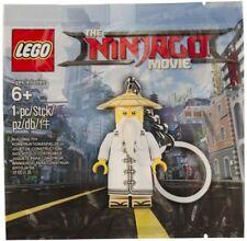 LEGO Ninjago Film POLYBAG-Maestro Wu minifigura portachiavi - 5004915 VIP Portachiavi