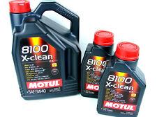 Motul 8100 5w-40 X-CLEAN ACEITE DE MOTOR 5w40 DIESEL GASOLINA 1x 7 Litros