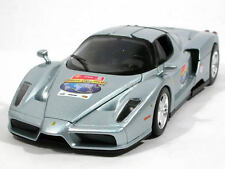 HOT WHEELS 1:18 AUTO DIE CAST CAR ENZO FERRARI 60° ANNIVERSARIO  ART L2971