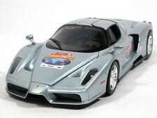 HOT WHEELS 1:18 AUTO DIE CAST CAR ENZO FERRARI 60° ANNIVERSARIO  ART L2971