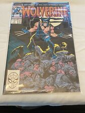 WOLVERINE #1 (1988) FIRST MONTHLY SERIES Marvel - NICE BOOK!!