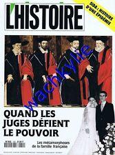 L'histoire n°150 - 12/1991 Justice Juge SIDA Famille Rimbaud