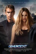 24X36Inch Art The Divergent Movie Fabric Poster P017