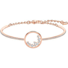 Swarovski North Womens Rose Gold Tone Plated Bracelet 5493393