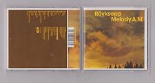 Röyksopp – Melody A.M. CD ALBUM 2001