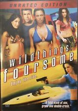 Wild Things: Foursome (Unrated Edition) [DVD] NEW
