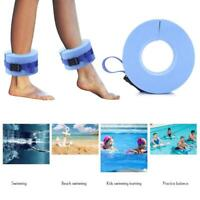 2pcs Exercise Pool Swimming Water Weights Aquatic Aerobics Ankles Arms Cuffs Set