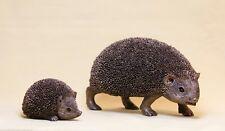 Hedgehog Snuffles & Squeak  - Frith Bronze - Thomas Meadows