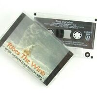 Rides The Wind Cassette Native American Flute Music By Wolf Kokopelli Vintage