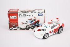 Takara Tomy Tomica Disney Pixar CARS McQueen Shu Todoroki Type Car Diecast Toy