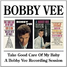 Bobby Vee Take Good Care Of My Baby/A Bobby Vee Recording Session CD NEW SEALED