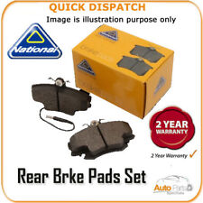 REAR BRAKE PADS  FOR VOLVO V40 NP2041