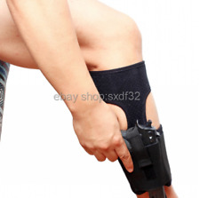 Concealed Carry Ankle Gun Holster Leg Right Leg Holster For LCP 380&LCP LC9 9MM
