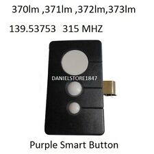 Chamberlain Liftmaster Garage Door Opener Remote Part For Purple Learn Button
