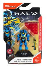 Mega Construx - HALO Heroes Series 4 - SPARTAN ARGUS ARESTOR - NEW